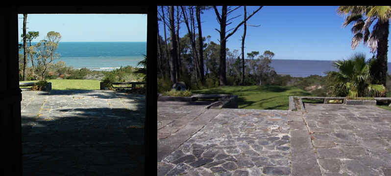 beachfront property near Montevideo