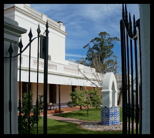 historic estancia uruguay
