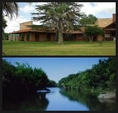 grand estate in Colonia Uruguay