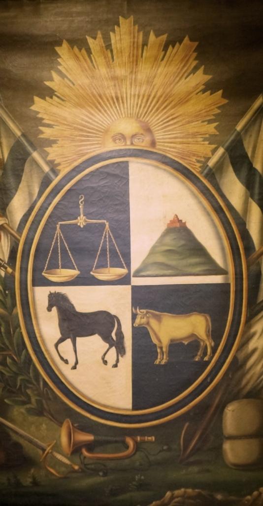 Wappen uruguay
