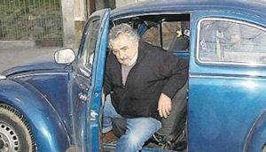 Pepe Mujica Käfer