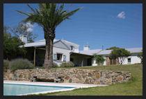 Uruguay hilltop mansion