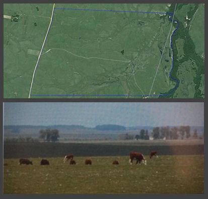 farmland arial u298