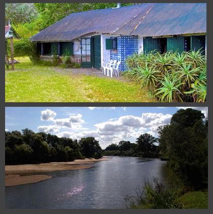 Uruguay riverfront property estate